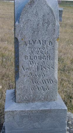 BLOUGH, ALVAH D. - Monona County, Iowa | ALVAH D. BLOUGH