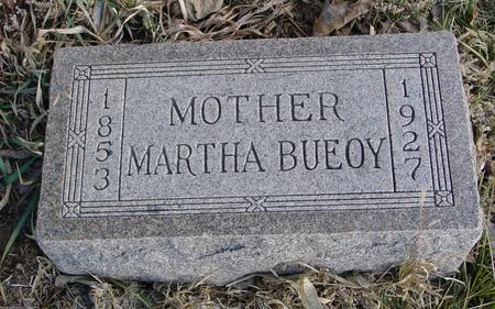 BUEOY, MARTHA - Monona County, Iowa | MARTHA BUEOY