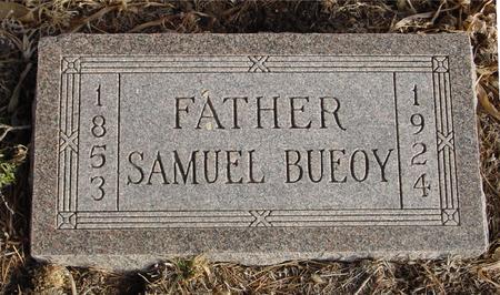 BUEOY, SAMUEL - Monona County, Iowa | SAMUEL BUEOY