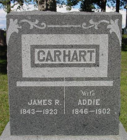 CARHART, JAMES R. & ADDIE - Monona County, Iowa | JAMES R. & ADDIE CARHART