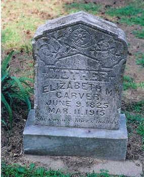 CARVER, ELIZABETH M. - Monona County, Iowa | ELIZABETH M. CARVER
