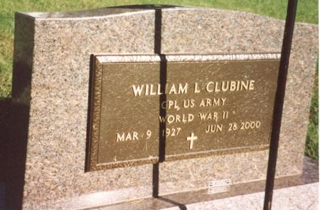 CLUBINE, WILLIAM L. - Monona County, Iowa | WILLIAM L. CLUBINE