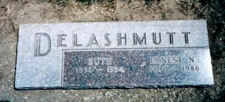 DE LASHMUTT, ERNEST NELSON & RUTH - Monona County, Iowa | ERNEST NELSON & RUTH DE LASHMUTT