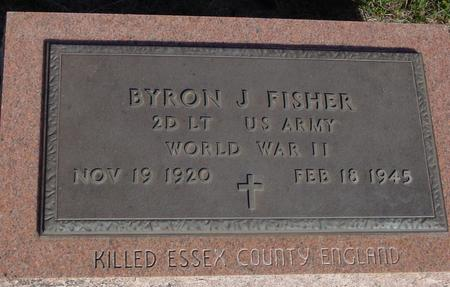 FISHER, BRYON J. - Monona County, Iowa | BRYON J. FISHER