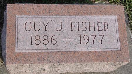 FISHER, GUY J. - Monona County, Iowa | GUY J. FISHER