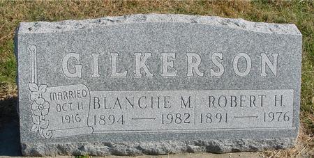 GILKERSON, ROBERT & BLANCHE - Monona County, Iowa | ROBERT & BLANCHE GILKERSON