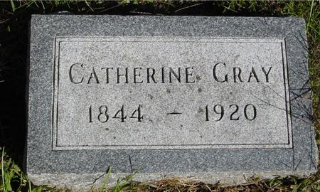 GRAY, CATHERINE - Monona County, Iowa | CATHERINE GRAY