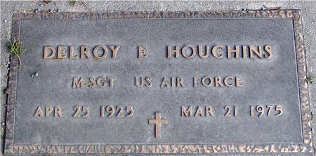 HOUGHINS, DELROY E. - Monona County, Iowa | DELROY E. HOUGHINS