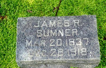 SUMNER, JAMES R. - Monona County, Iowa | JAMES R. SUMNER