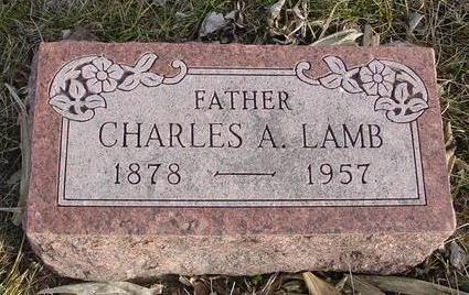 LAMB, CHARLES A. - Monona County, Iowa | CHARLES A. LAMB