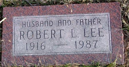 LEE, ROBERT L. - Monona County, Iowa | ROBERT L. LEE