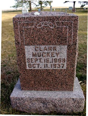 MUCKEY, CLARK - Monona County, Iowa | CLARK MUCKEY