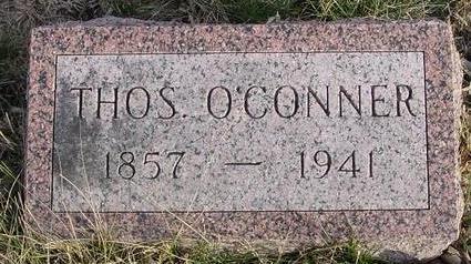O'CONNER, THOMAS - Monona County, Iowa | THOMAS O'CONNER