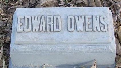 OWENS, EDWARD - Monona County, Iowa | EDWARD OWENS