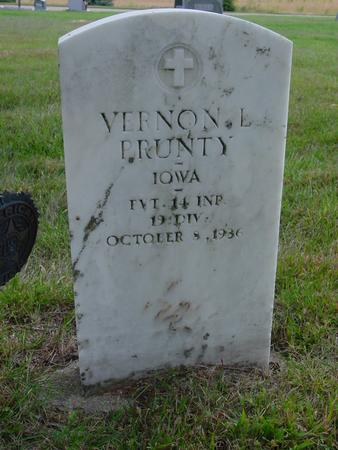 PRUNTY, VERNON L. - Monona County, Iowa | VERNON L. PRUNTY