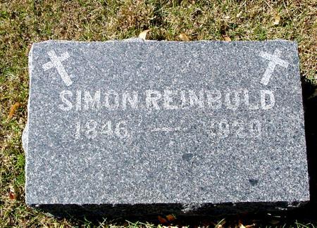 REINBOLD, SIMON - Monona County, Iowa | SIMON REINBOLD
