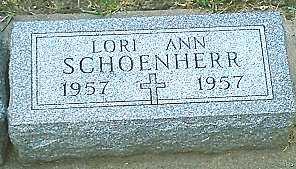 SCHOENHERR, LORI ANN - Monona County, Iowa | LORI ANN SCHOENHERR
