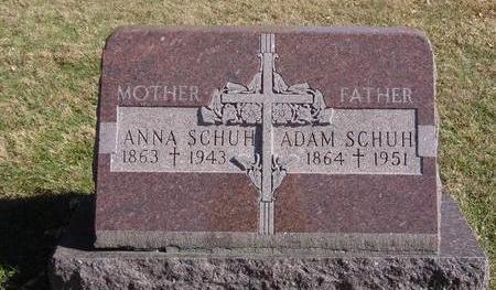SCHUH, ADAM & ANNA - Monona County, Iowa | ADAM & ANNA SCHUH