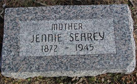 SEAREY, JENNIE - Monona County, Iowa | JENNIE SEAREY