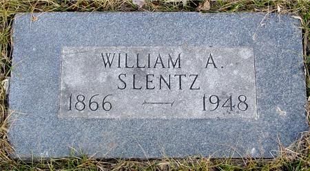 SLENTZ, WILLIAM A. - Monona County, Iowa | WILLIAM A. SLENTZ