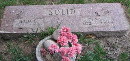 SOLID, GUS - Monona County, Iowa | GUS SOLID