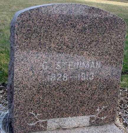 STEINMAN, C. - Monona County, Iowa | C. STEINMAN