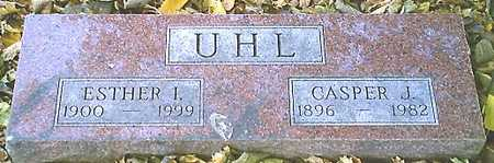 UHL, ESTHER I. - Monona County, Iowa | ESTHER I. UHL