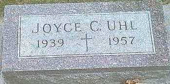 UHL, JOYCE C. - Monona County, Iowa | JOYCE C. UHL