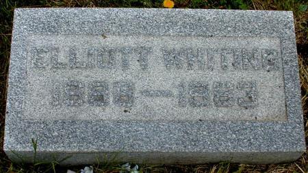 WHITING, ELLIOTT - Monona County, Iowa | ELLIOTT WHITING