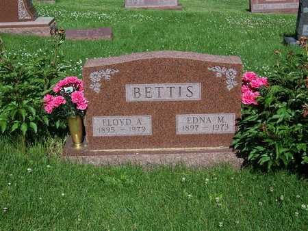 BETTIS, EDNA M. - Monroe County, Iowa | EDNA M. BETTIS
