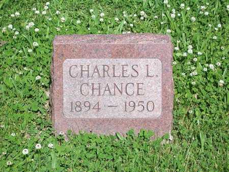 CHANCE, CHARLES L. - Monroe County, Iowa | CHARLES L. CHANCE
