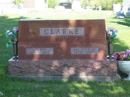 CLARKE, AMY - Monroe County, Iowa | AMY CLARKE