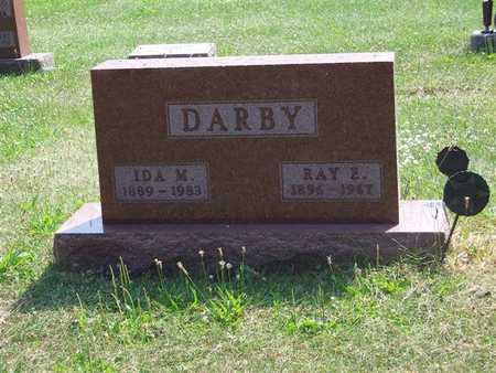 WOOD DARBY, IDA M. - Monroe County, Iowa | IDA M. WOOD DARBY
