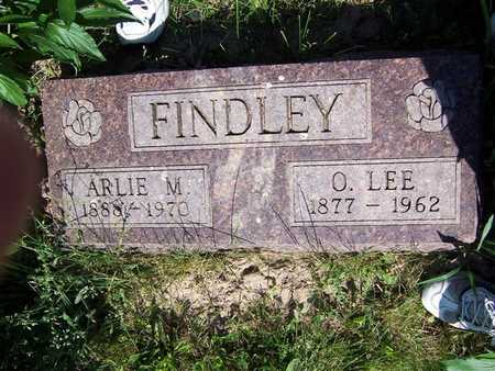 FINDLEY, ARLIE M. - Monroe County, Iowa | ARLIE M. FINDLEY