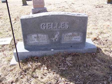 GELLES, BARBARA - Monroe County, Iowa | BARBARA GELLES