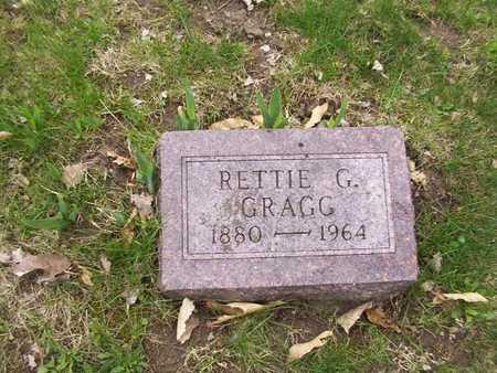 GRAGG, RETTIE G. - Monroe County, Iowa | RETTIE G. GRAGG