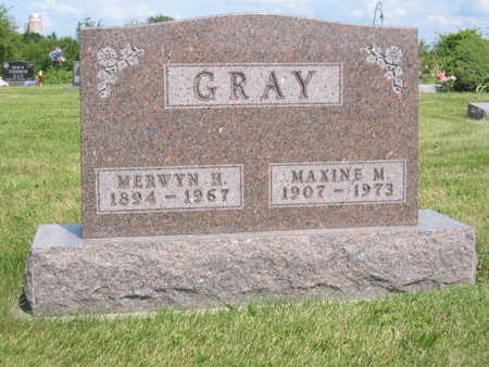 GRAY, MERWYN H. - Monroe County, Iowa | MERWYN H. GRAY
