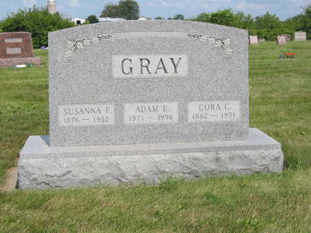 GRAY, ADAM E. - Monroe County, Iowa | ADAM E. GRAY