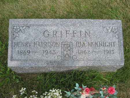 GRIFFIN, IDA L. - Monroe County, Iowa | IDA L. GRIFFIN