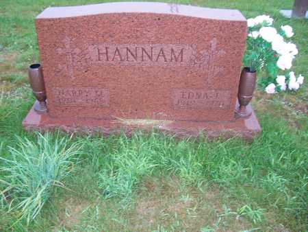 HANNAM, HARRY M. - Monroe County, Iowa | HARRY M. HANNAM
