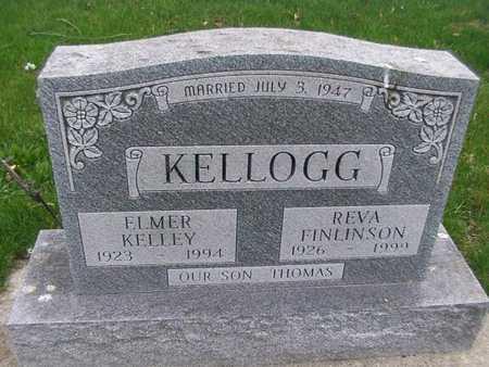 KELLOGG, REVA - Monroe County, Iowa | REVA KELLOGG