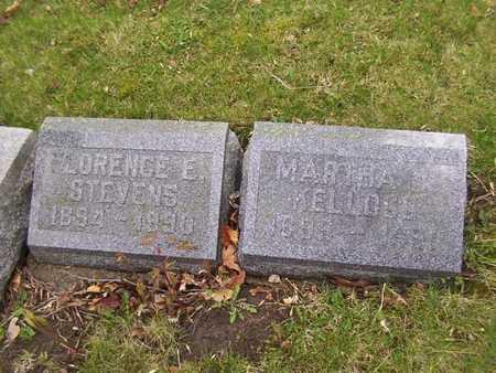 KELLOGG, MARTHA - Monroe County, Iowa | MARTHA KELLOGG