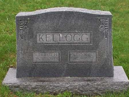 KELLOGG, WILLIAM - Monroe County, Iowa | WILLIAM KELLOGG