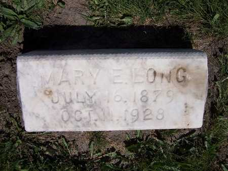 LONG, MARY E. - Monroe County, Iowa | MARY E. LONG