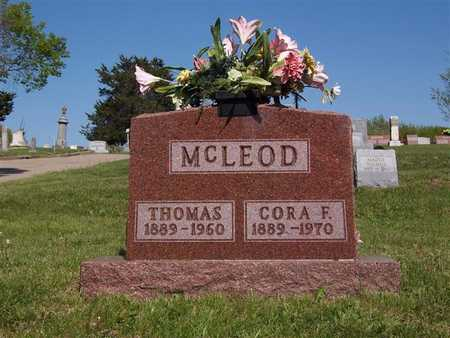 MCLEOD, THOMAS - Monroe County, Iowa | THOMAS MCLEOD