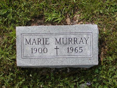 MURRAY, MARIE - Monroe County, Iowa | MARIE MURRAY
