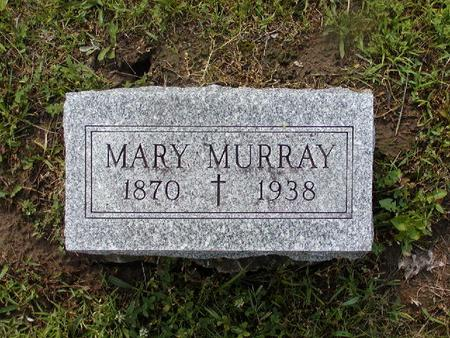 MURRAY, MARY - Monroe County, Iowa | MARY MURRAY