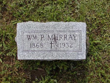MURRAY, WILLIAM P. - Monroe County, Iowa | WILLIAM P. MURRAY