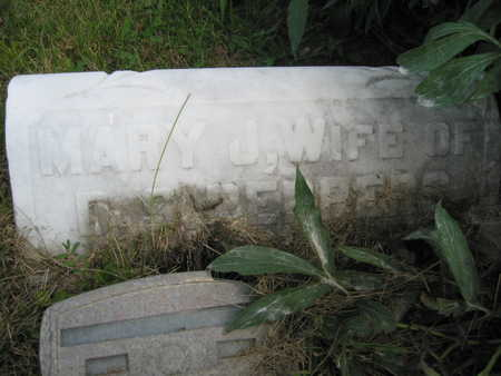 PEPPERS, MARY JANE - Monroe County, Iowa | MARY JANE PEPPERS