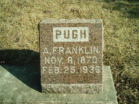 PUGH, A. FRANKLIN - Monroe County, Iowa | A. FRANKLIN PUGH